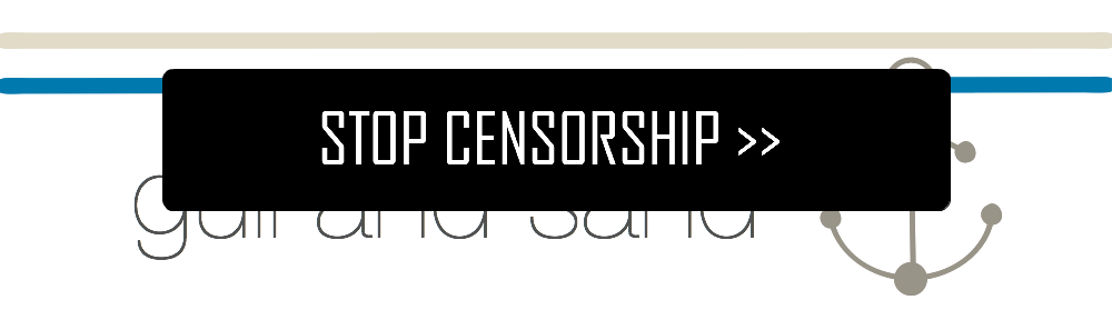 header with stop censorship